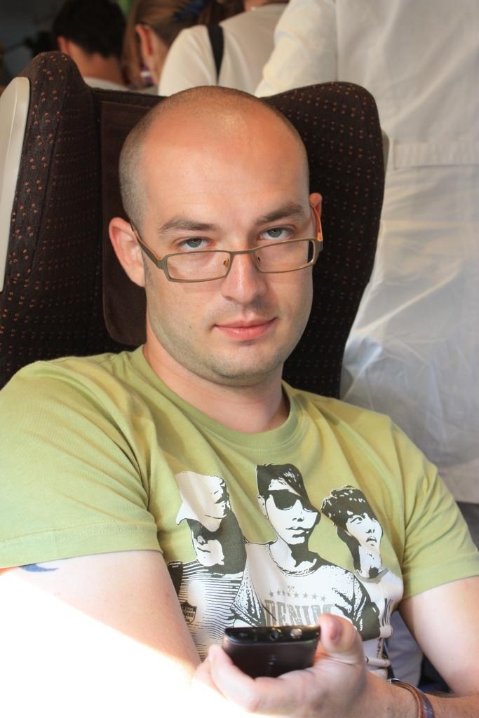 Возможно, с таким выражением лица Павел Федотов обдумывает новый пост