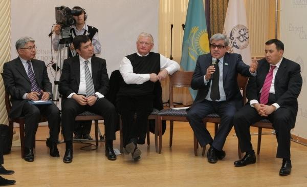 """Эксперты, приглашенные на 2-е заседание Клуба """"Эксперт"""""""