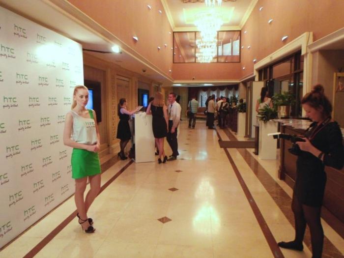 Как прошла презентация HTC ONE в Казахстане