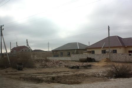 Жанаозен, город в режиме ЧП