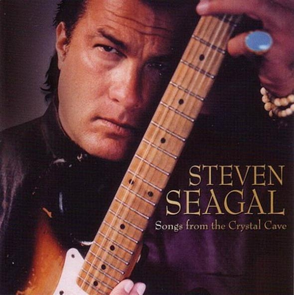 Steven Seagal «Songs From The Crystal Cave» (2005)