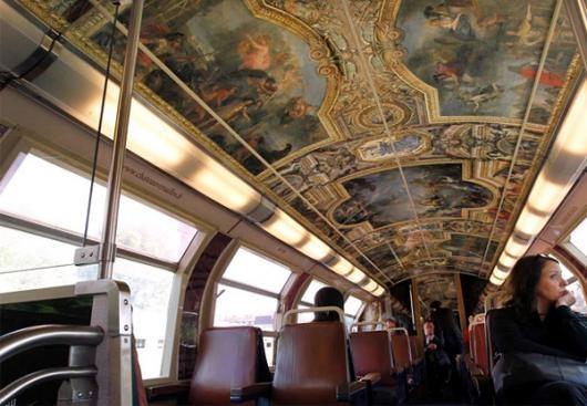 По дороге в Версаль