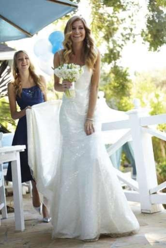 Почему свадебное платье белое?