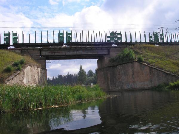 Такие разные железнодорожные мосты