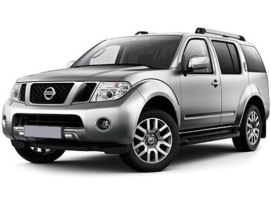Встречайте - новый Nissan Pathfinder! В моем переводе -