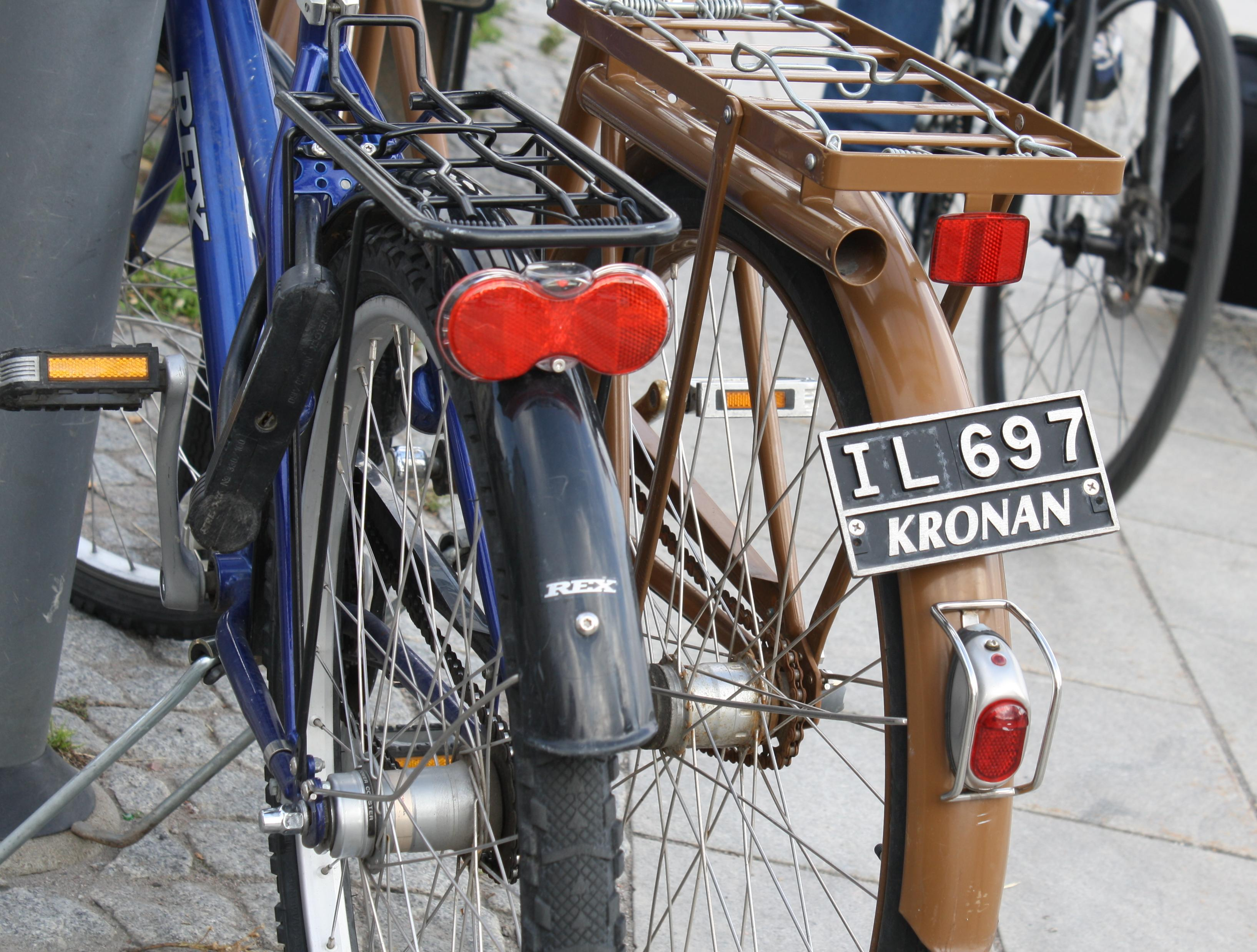Шведы и велосипеды, или Полтора дня в сказке