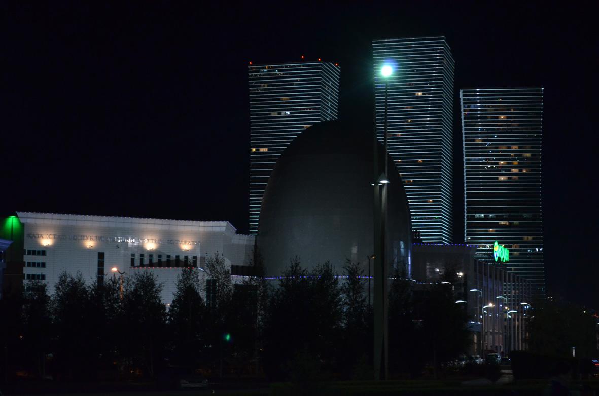 Прогулка ночная