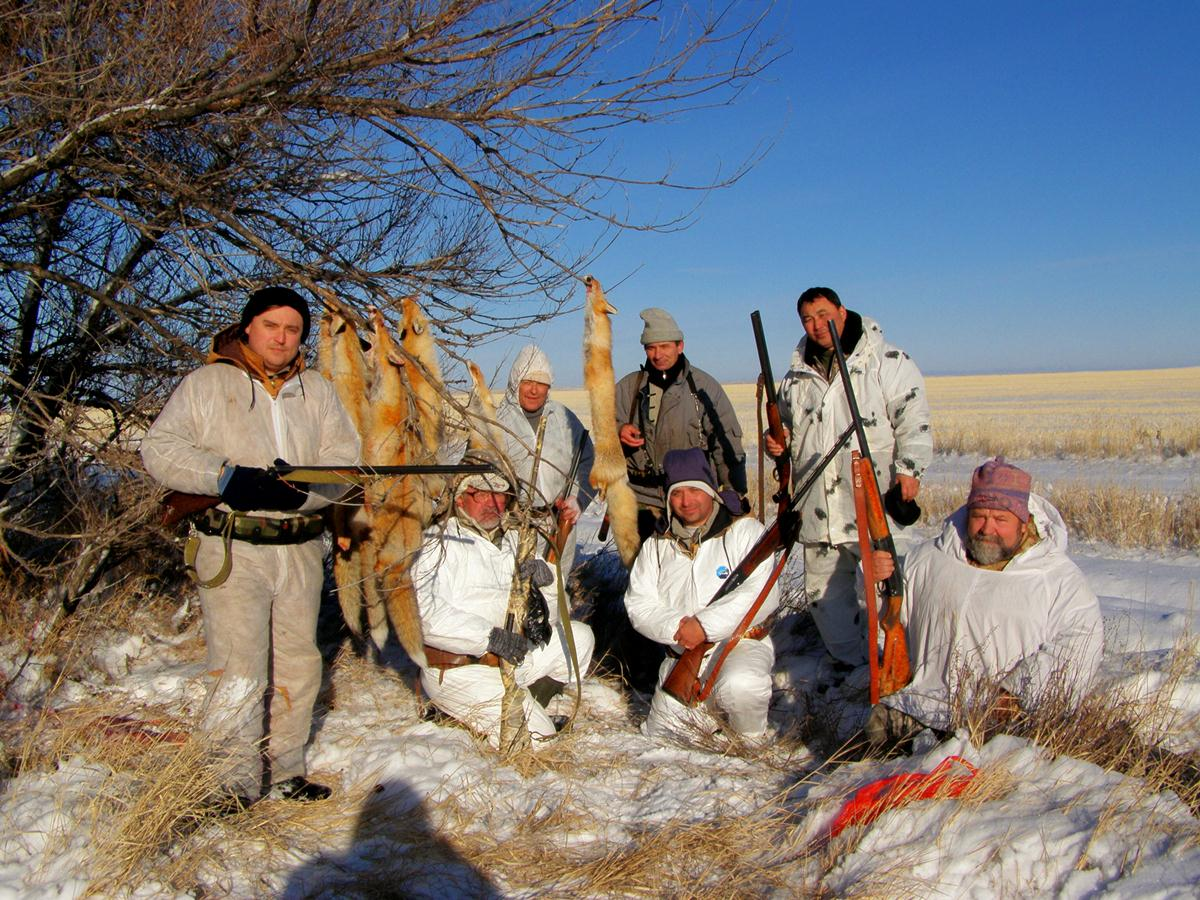Охотничий инстинкт, или Особенности казахстанской охоты