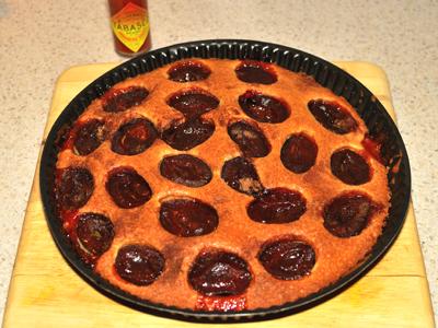 Сливовый пирог à la Muzhikk