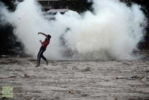 Холодная осень 2012-го: выстрелы с той стороны